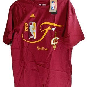 They Go To Tee Adidas 2017 Cleveland Cavaliers NBA